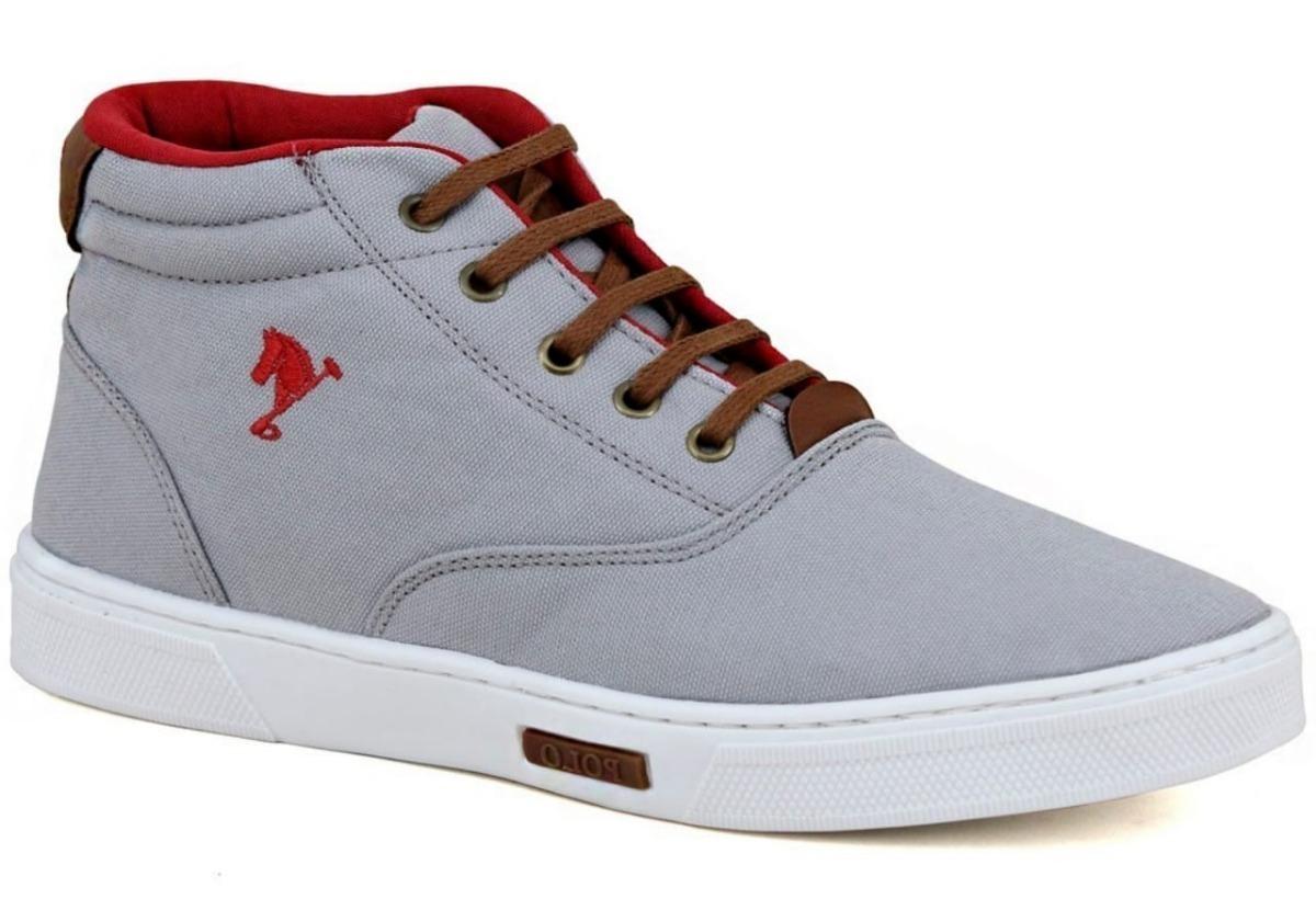 a204a7453 botinha coturno masculino polo joy calçados na promoção. Carregando zoom.