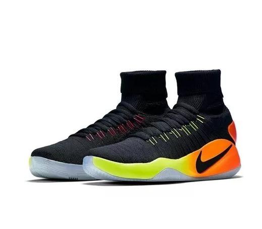 ec179e1a076 Botinha Da Nike Hyperdunk 2016 Flyknit Original Masculino - R  399 ...