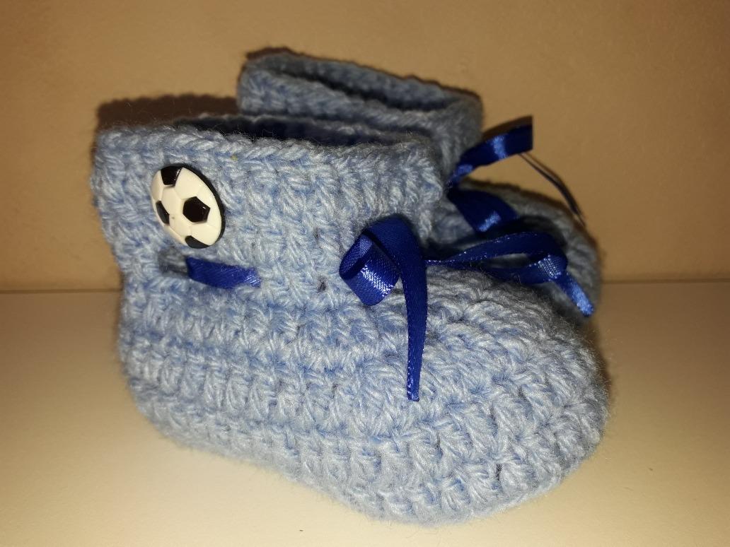 Botinha De Croche Masculina  2c3b21d970c