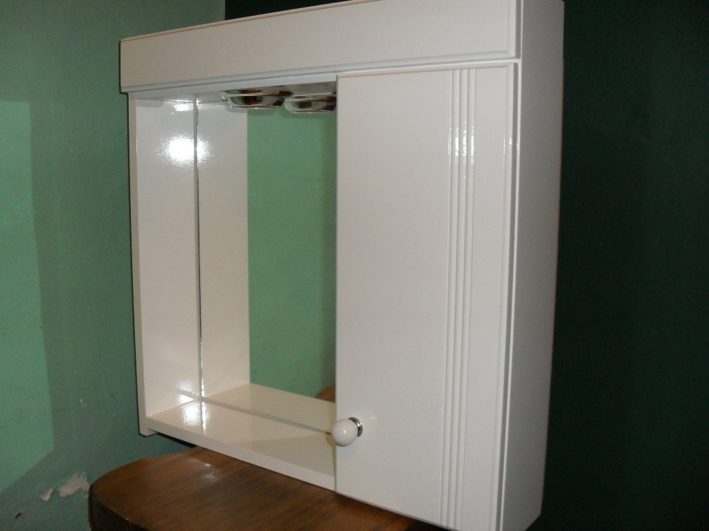 botiquin espejo para bao