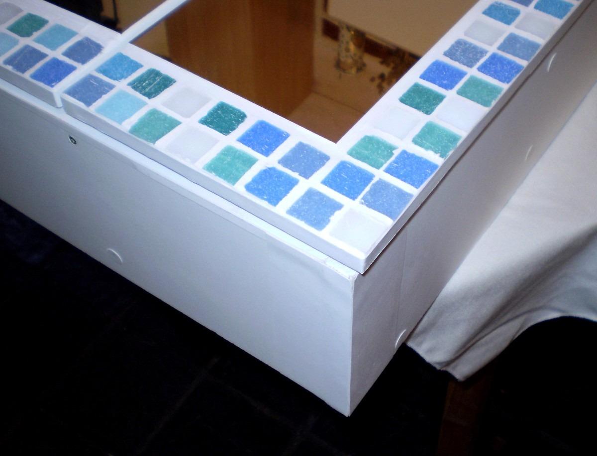 Botiquin Espejo Peinador Mueble De Ba O Triptico 3 248 00 En  # Muebles Peinadores De Madera