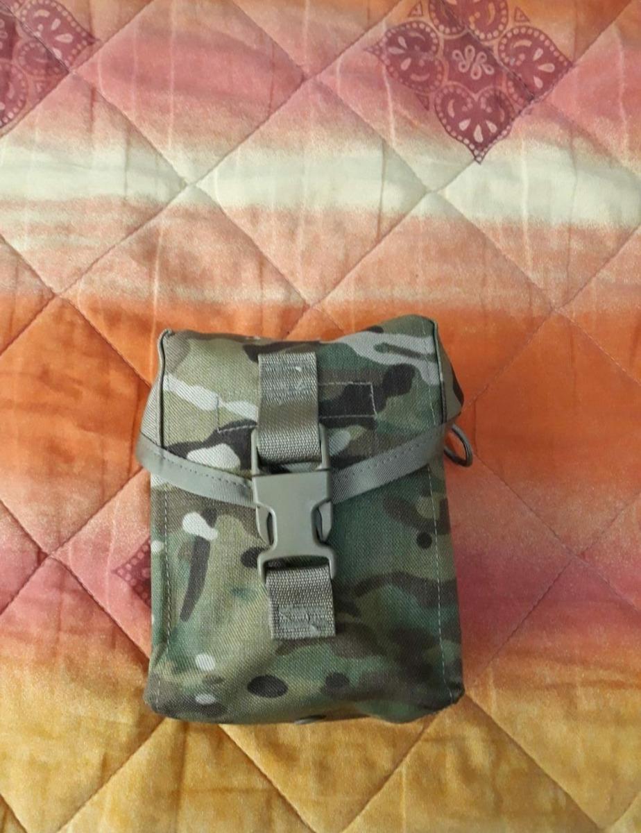 Botiquin Militar Us Army Ifak Multicam