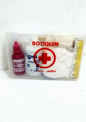 botiquín primeros auxilios pb calidad y precio!