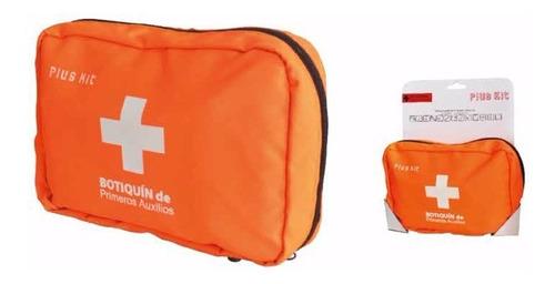 botiquin set primeros auxilios bolso transporte rfx balphin