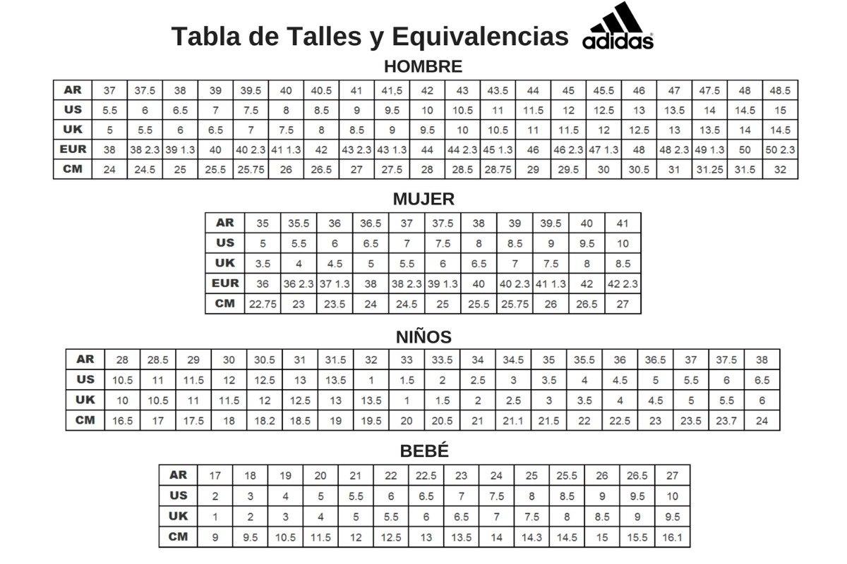 Zapatillas Adidas Uk Numeracion Numeracion Zapatillas B8xvEF