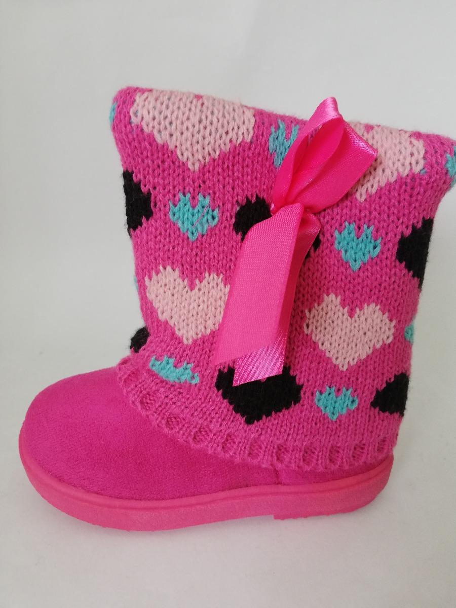 botita bota invernal invierno para niña 2 3 años  14 a 16.5. Cargando zoom. 6537aece708e9