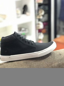5eb0af94854 Zapatillas Tipo Botitas De Cuero - Ropa y Accesorios en Mercado ...
