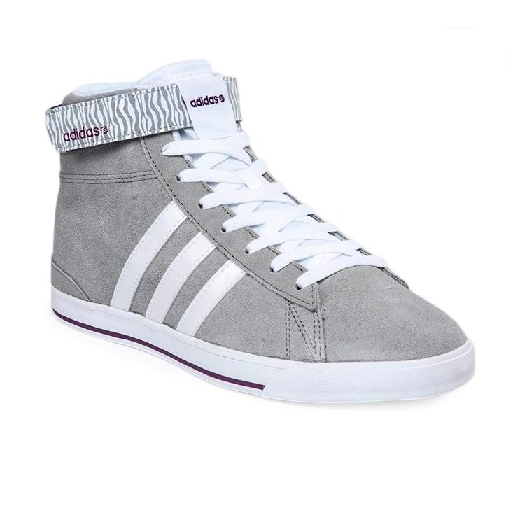 Botita Zapatilla adidas Daily Twist Mid Gamuza -   1.449 eaf664d46561e