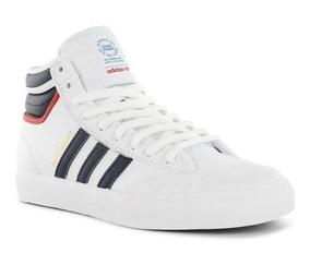 zapatillas adidas hombres blancas