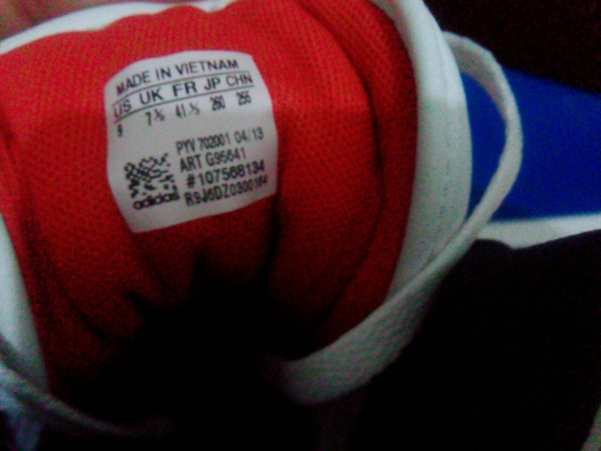 botitas adidas cuero taco escondido. Cargando zoom. db42c5cc67e78