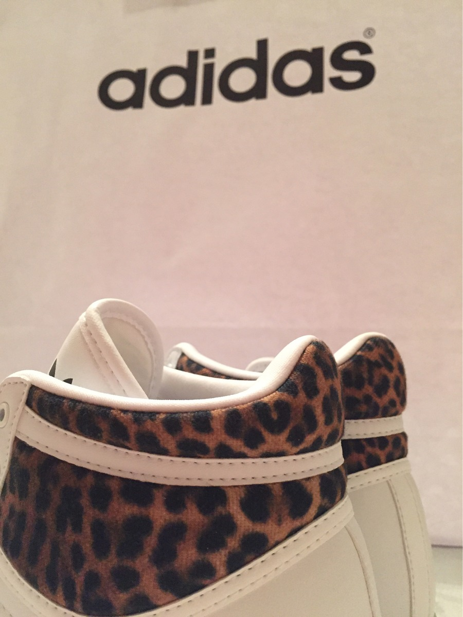 on sale b1772 dbb77 botitas adidas mujer animal print