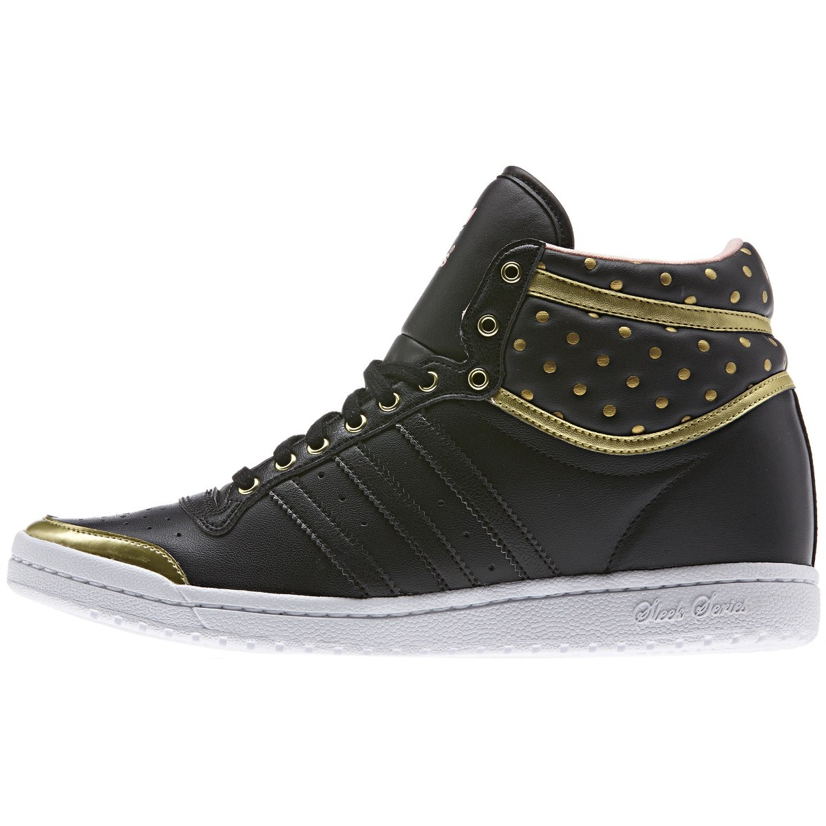 zapatillas adidas mujer negras botitas