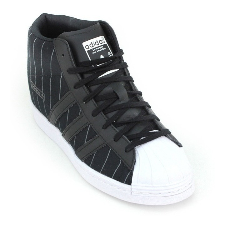 Botitas Adidas Superstar Originals UP Negro Zapatillas