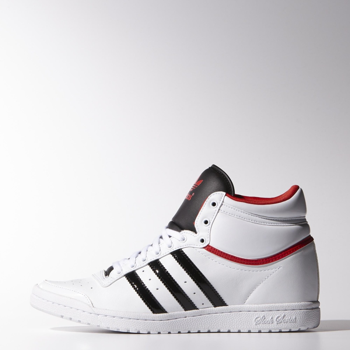 Botitas adidas Top Ten Hi Sleek Up Mujer