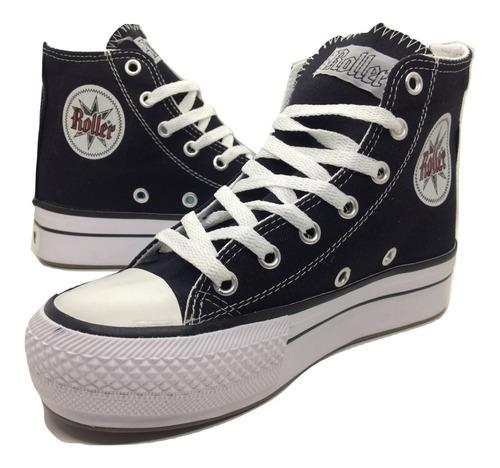 botitas all plataforma zapatillas star altas envio gratis