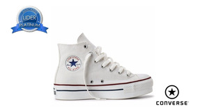 all star converse mujer plataforma
