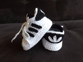 zapatillas adidas crochet mujer
