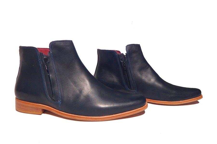 0554f5e9 Botitas Borcegos Zapatos De Cuero Hombre 2016 - $ 999,00 en Mercado ...