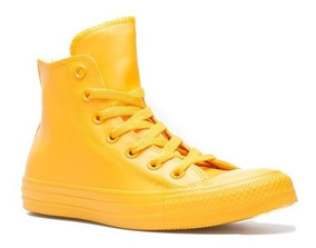 Botitas Converse All Star Amarillo Lluvia!!! 100% Originales