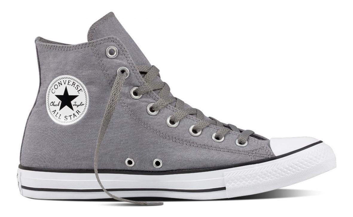 converse all star gris claro