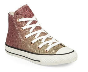 converse niñas all star amarillas