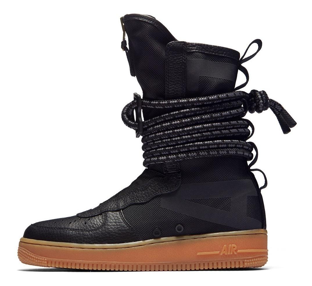 botas nike negras mujer mercadolibre