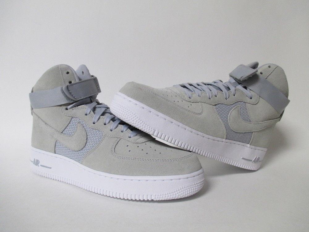 2zapatillas nike air force hombre gris
