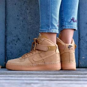 1 Force High Botitas Wb Gs Air Nike Mujer Aj354RLq