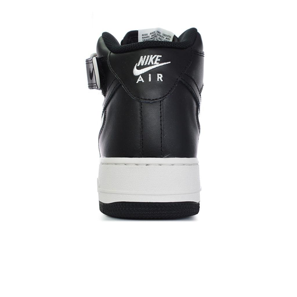 12d701ceb2 Botitas Nike Air Force 1 Mid 07 Blanco Hombre - $ 2.529,00 en ...