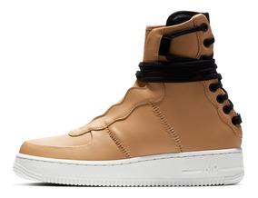 Botitas Nike Air Force 1 Xx Rebel Mujer