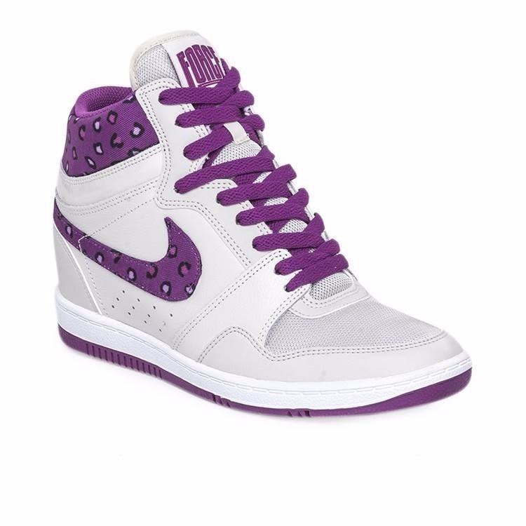 Botitas Nike Force De Mujer Con Taco Interno -   2.299 5d2903d6cc639