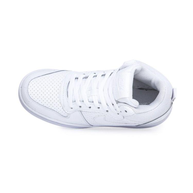 Botitas Nike Original Dama Court Borough Mid W
