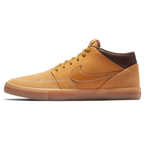 nike marrón zapatilla