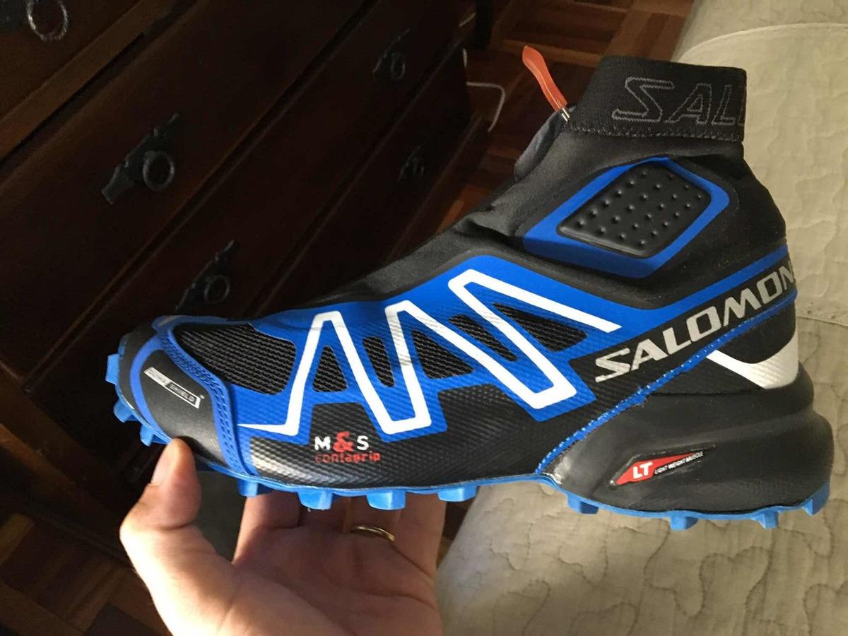 precio de zapatillas salomon snowcross uruguay