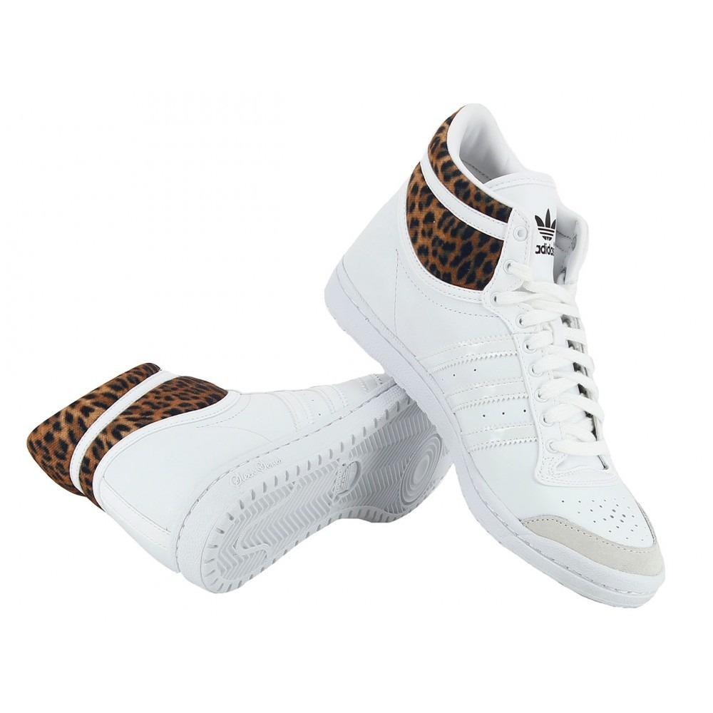 56241666ef34e botitas zapatillas adidas original mujer top ten hi sleek. Cargando zoom.