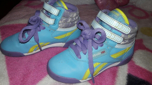 botitas zapatillas reebok