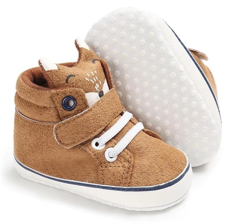 4cd5a629 Botitas Zapato Bebe Niño Nuevos Suela Blanda - $ 199.00 en Mercado Libre