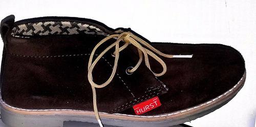 botitas zapato dama cuero gamuzado fiorcalzados