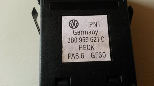 botão acionamento desembaçador passat alemão 3b0 959 621