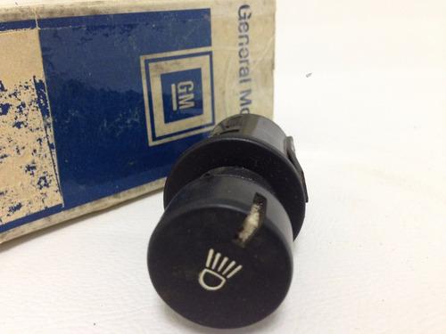 botão chave do farol opala caravan de 81/84 chevette 83/92