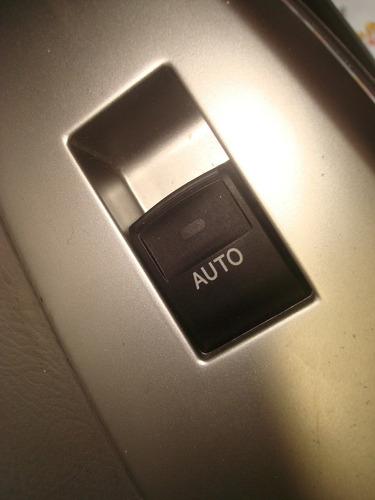 botão comando vidro traseiro esquerdo corolla 2012