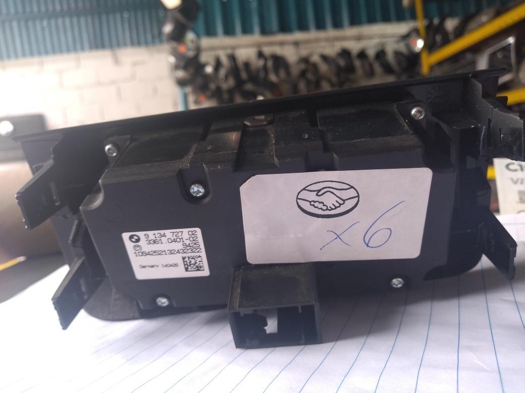 Botão Controle De Faróis Bmw X6 Original   Js Desmonte