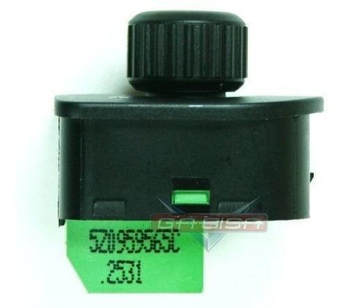 botão d retrovisor vw fox cross space 09 014 elétrico