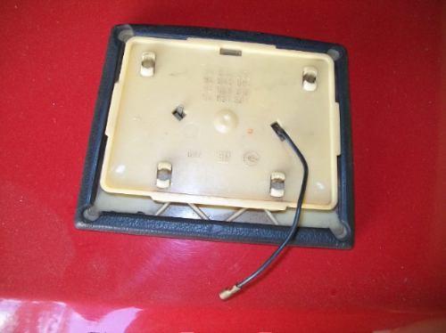 botão de buzina do monza sl/e 86 87 novo e original gm raro