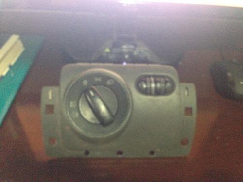 botão de farol lanterna milha neblina jetta