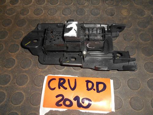botão de vidro crv 2010 d.direito - sport car