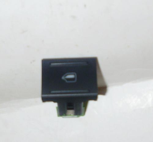 botão de vidro eletrico traseiro esq painel gol g6 voyage