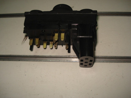 botão do farol do painel do vectra gt elegance original