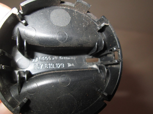 botão do ventilador santana 357819129 8666