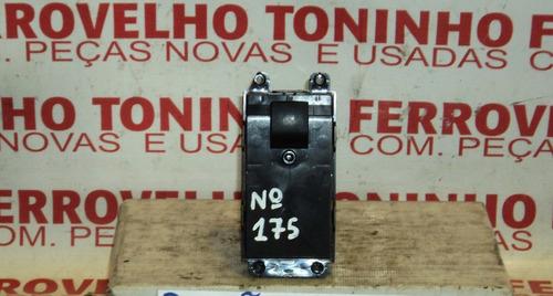 botão do  vidro elétrico diant. l.d gm cruze 2011